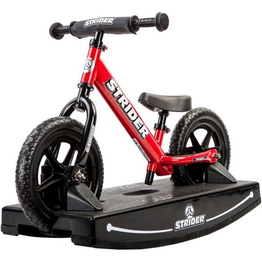 Red Strider 12 Sport Kids Balance Bike