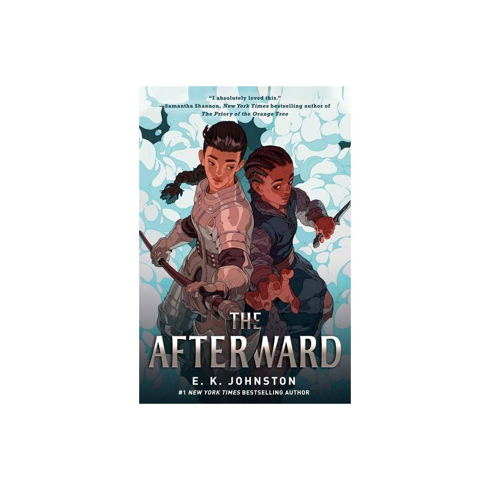The Afterward By E K Johnston Paperback