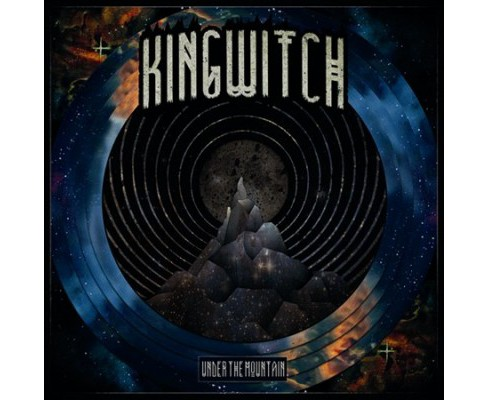 King Witch - Under The Mountain (CD) - image 1 of 1
