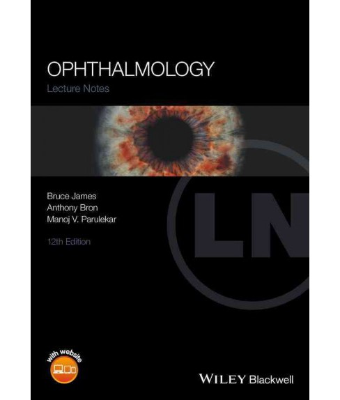Ophthalmology (Paperback) (Bruce James) - image 1 of 1