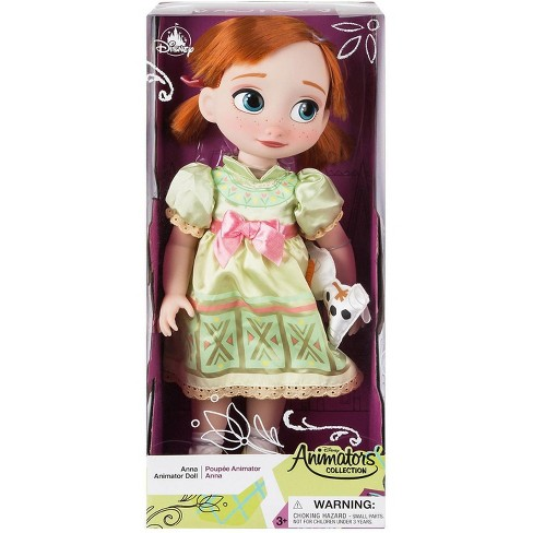 Disney Frozen Animators' Collection Anna Exclusive 16-Inch Doll [2019] - image 1 of 4