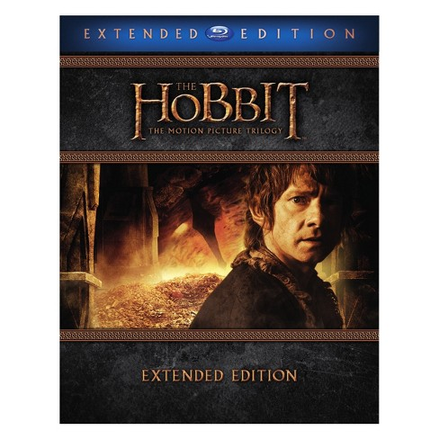 The Hobbit: Trilogy (Extended Edition+Ultraviolet) - image 1 of 1