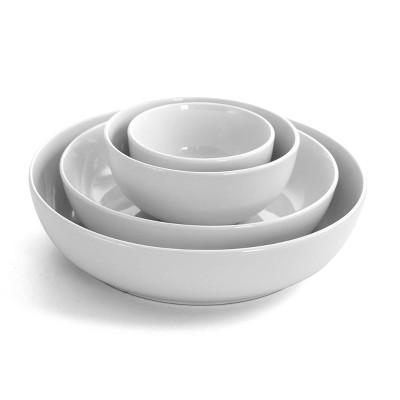 Gibson Home 40oz 14pk Ceramic All U Need Bowls