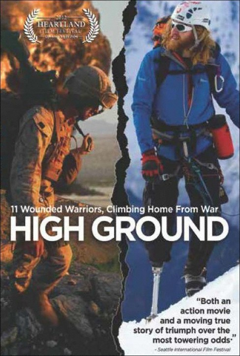 High ground (DVD) - image 1 of 1