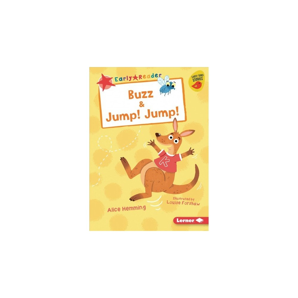Buzz & Jump! Jump! - by Alice Hemming (Paperback)