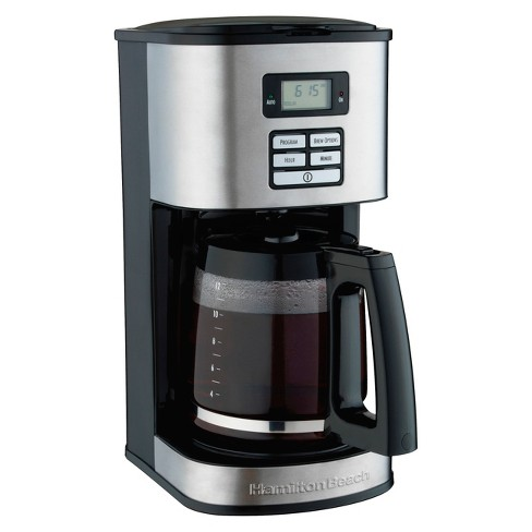 Hamilton Beach 12 Cup Coffee Maker- 49618 - image 1 of 4