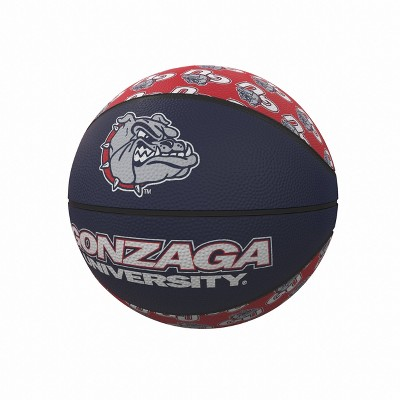 NCAA Gonzaga Bulldogs Mini-Size Rubber Basketball