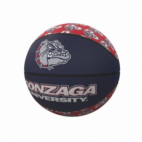 NCAA Gonzaga Bulldogs Mini-Size Rubber Basketball - image 1 of 1