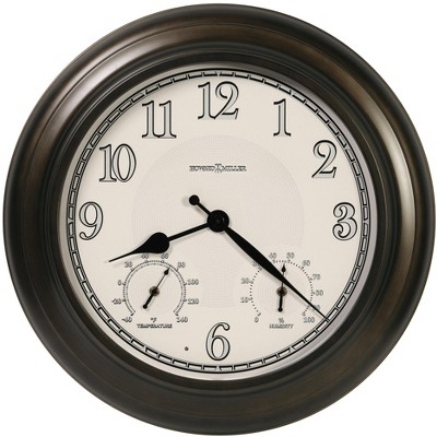 Howard Miller 625676 Howard Miller Briar Outdoor Wall Clock 625-676