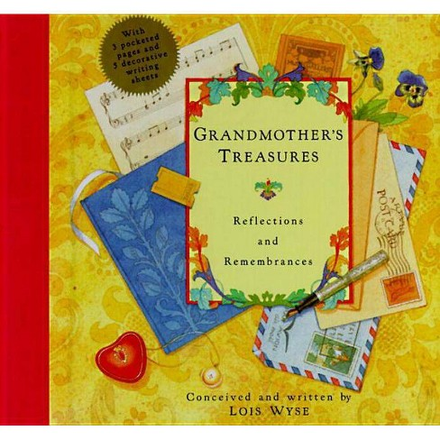 Grandmother's Treasures - by  Lois Wyse (Hardcover) - image 1 of 1