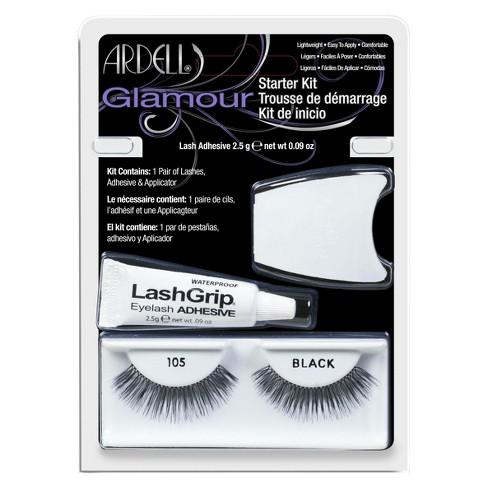 fcb45cc39dd Ardell Fashion Lashes Starter Kit - Glamour Lashes 105 : Target