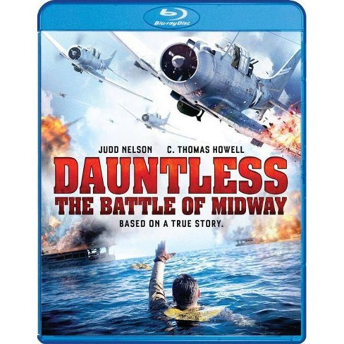 Dauntless: The Battle of Midway (Blu-ray)(2019) - image 1 of 1