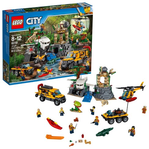 2d7d3a61dfb5 LEGO® Jungle Explorers Jungle Exploration Site 60161 : Target