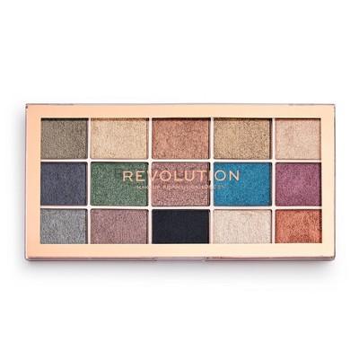 Makeup Revolution Foil Frenzy Eyeshadow Palette - 0.54oz