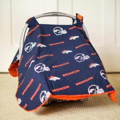 Denver Broncos Carseat Canopy