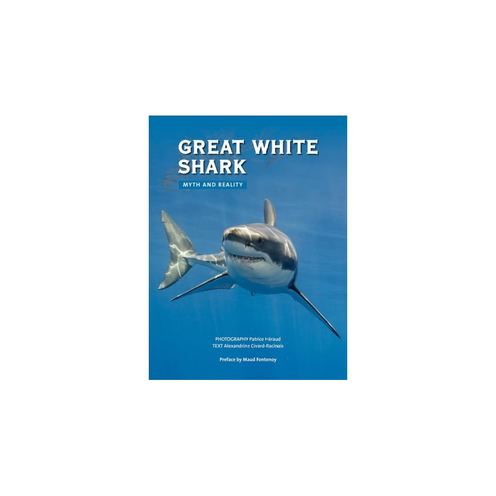Great White Shark : Myth and Reality (Reprint) (Paperback) (Alexandrine Civard-racinais)