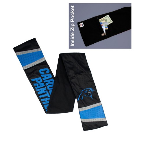 the best attitude f2f63 cbc23 NFL Carolina Panthers Jersey Scarf : Target