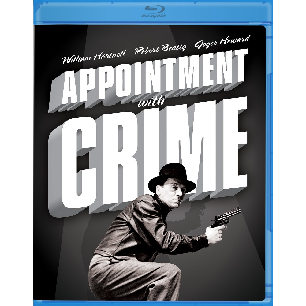 Appointment With Crime (Blu-ray)