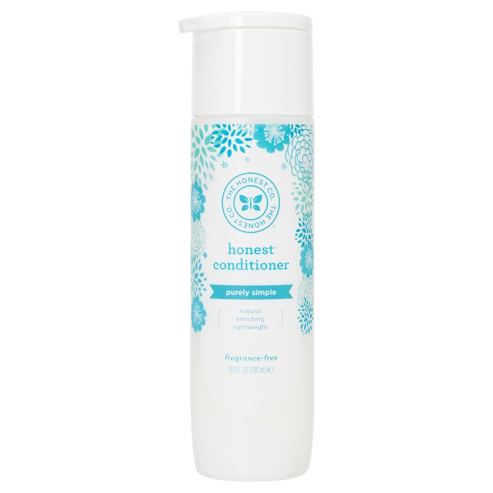 Honest Company Conditioner, Fragrance Free - 10oz