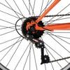 "Huffy Men's Incline 24"" Mountain Bike - Tangerine - image 3 of 4"