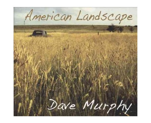 Dave murphy - American landscape (CD) - image 1 of 1