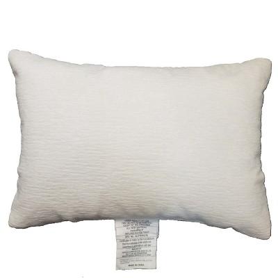 Cream Solid Throw Pillow 14 X20  - Threshold™