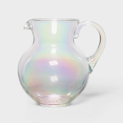 96oz Plastic Iridescent Margarita Beverage Pitcher - Sun Squad™ - image 1 of 2