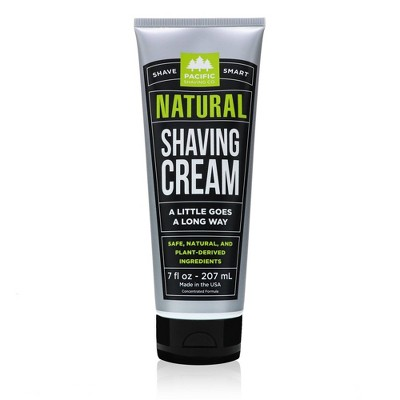 Pacific Shaving Company Natural Shaving Cream - 7oz