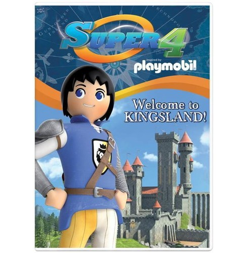 Super 4:Welcome To Kingsland (DVD) - image 1 of 1
