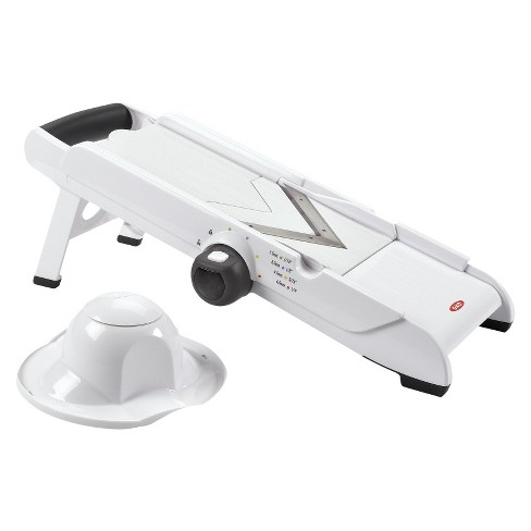 Oxo mandoline manual slicer habitat.