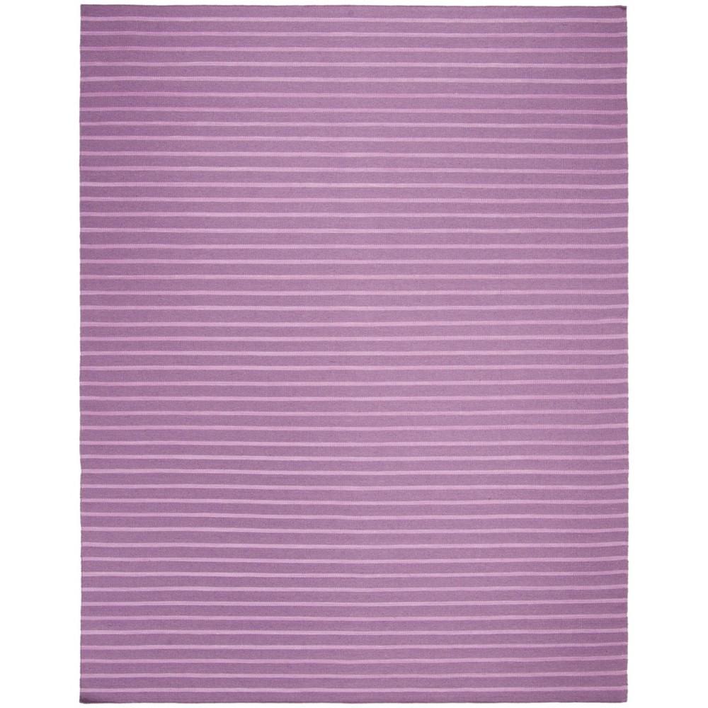Rana Dhurry Rug - Lavender (Purple) - (8'x10') - Safavieh