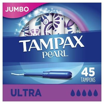 Tampax Pearl Ultra Tampons