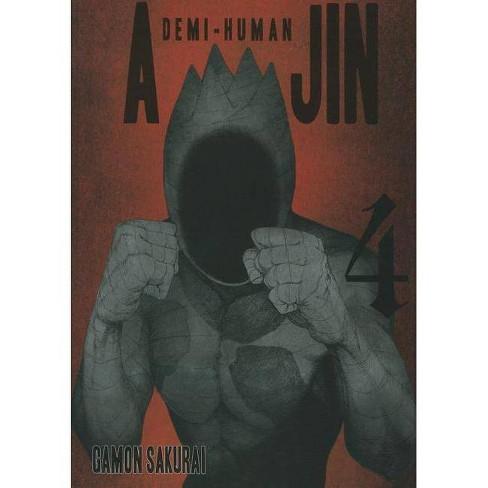 Ajin, Volume 4 - (Demi-Human) by  Gamon Sakurai (Paperback) - image 1 of 1
