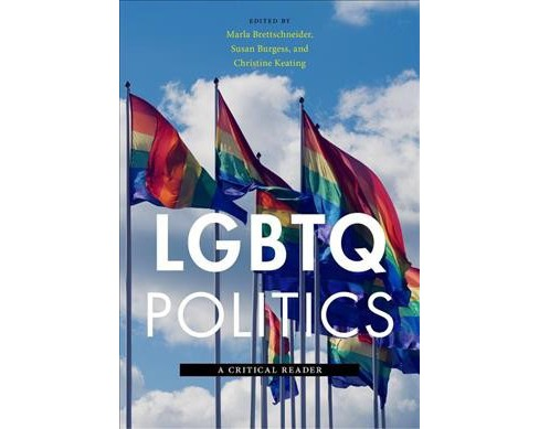 LGBTQ Politics : A Critical Reader (Paperback) - image 1 of 1