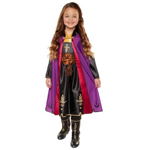 Disney Frozen 2 Anna Travel Dress - image 1 of 4