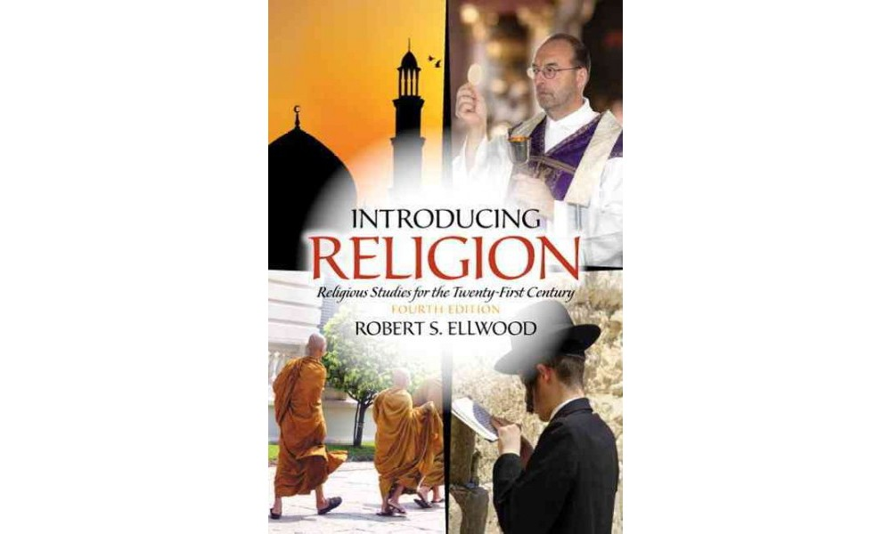 Pearson Education Introducing Religion (Paperback)