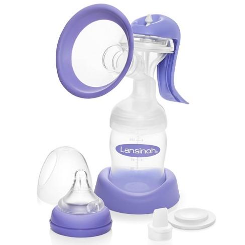Lansinoh Manual Breast Pump - image 1 of 4