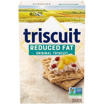 Triscuit Reduced Fat Crackers - 7.5oz
