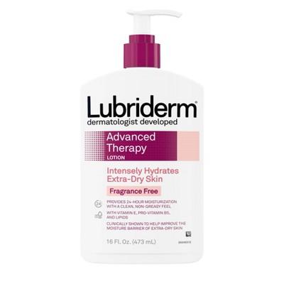 Lubriderm Advanced Therapy Lotion with Vitamin E and B5 - 16 fl oz