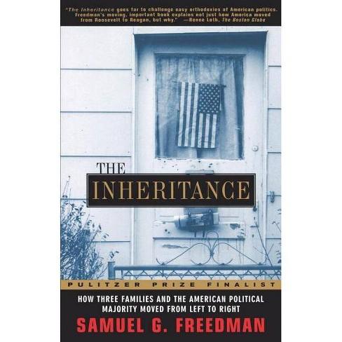 The Inheritance - by  Samuel G Freedman (Paperback) - image 1 of 1