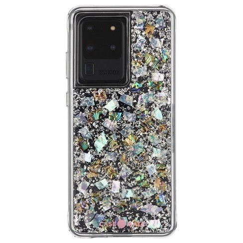Case-Mate Samsung Galaxy S20 Ultra Case Karat - Pearl - image 1 of 4