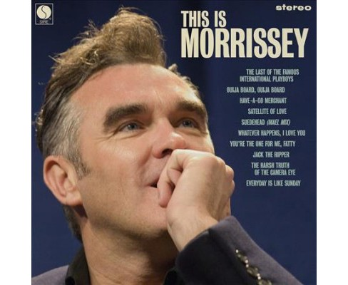 Morrissey - This Is Morrissey (CD) - image 1 of 1