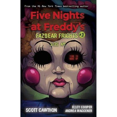 1:35Am (Five Nights At Freddy'S: Fazbear Frights #3) - (Paperback) - by Scott Cawthon & Andrea Waggener & Elley Cooper