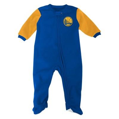 Golden State Warriors Baby Boys' Team Logo Sleep N' Play 6-9 M