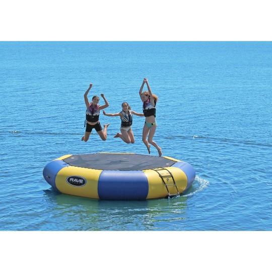 RAVE Sports Bongo 13' Water Bounce Platform image number null