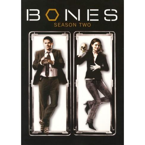 Bones: Season Two (6 Discs) (dvd_video) - image 1 of 1