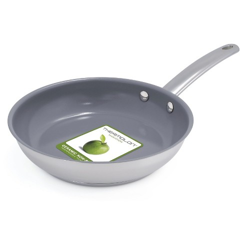 "GreenPan Miami 8"" Ceramic Non-Stick Open Frypan - image 1 of 2"