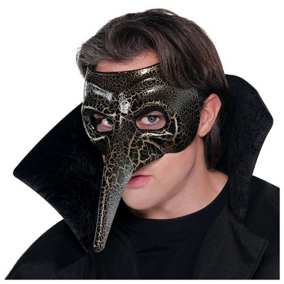 Venetian Fiend Halloween Costume Mask