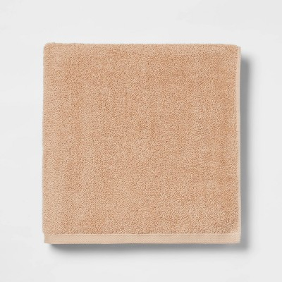 XL Everyday Bath Towel Tan - Room Essentials™