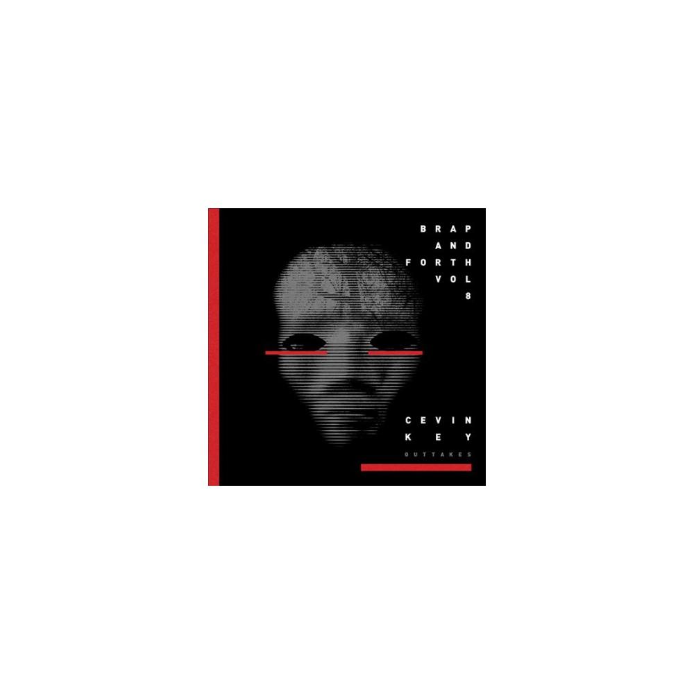 Cevin Key - Brap And Forth:Vol 8 (CD)